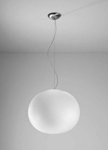 Pendelleuchte LED JANET S D.450 VETRO DI MURANO 1X60W E27