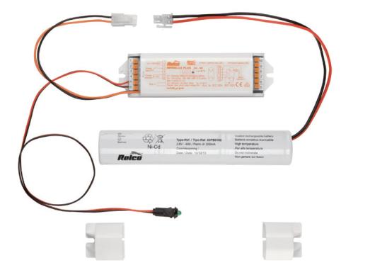INVERLUX Notstromeinheit PLUS SA-SE 6-58W 230V (2,5-5h)
