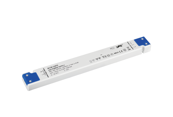 Super Slim LED Netzteil SELF 30W 12V/2,5A CV ULTRATHIN