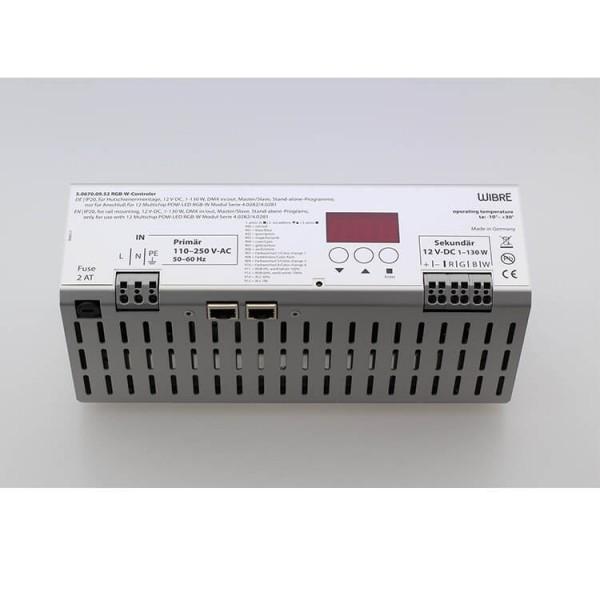 RGB-W-Controller · IP20, für Hutschienenmontage, o