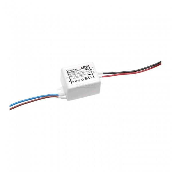 SELF LED Treiber IP66 6W 24V/0,35A CV+CC für 24V Konstantspannung UND 350mA Konstantstrom