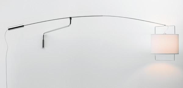 Wandleuchte LED FLEXA W S+L E27 8W 3000K (o