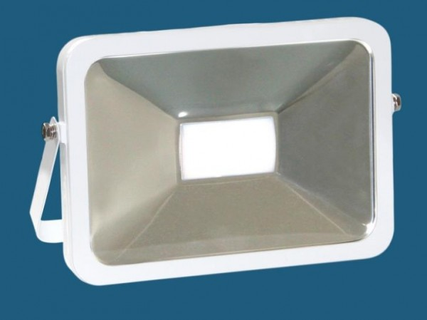 Flood Light 30 Watt weiss 3000K IP65
