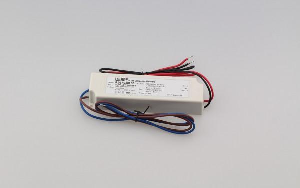 WIBRE Konstantstromnetzteil · für 4-6 POW-LED 3 W Modu