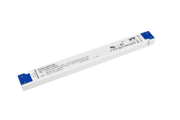Super Slim LED Netzteil SELF 60W 12V/5A CV ULTRATHIN