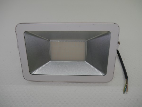 Flood Light 50Watt weiss 3000K IP65