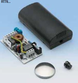RT78SC LED 4-100W (40-250W HALO) 100-240V 50-60Hz Sensor Touch Dimmer für LED Retrofit und Halogen