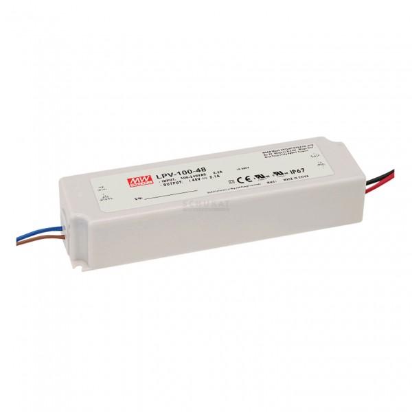 LPV-100-12 LED Netzteil IP67 100W 12V/8,5A CV