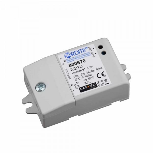 Interface BT 0-10V IUBTU Casambi
