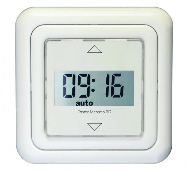 Automatik Tastor Mercato SD, Tages-/Wochenprogramm und Memor