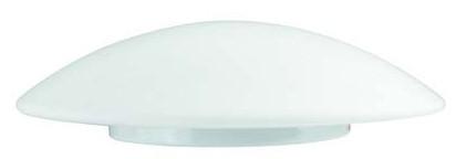 ARIETE 550 Wandleuchte Glas opal