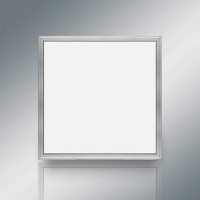 LED Panel 300x300 warm weiss 3000° K 18 Watt Rahmen weiss