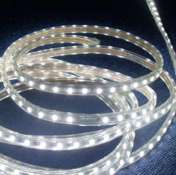 LED Stripe neutral weiss 5050 60LED-24V IP20 14,4W/mtr.