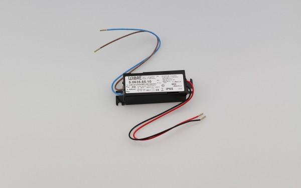 Konstantstromnetzteil · für max. 6 POW-LED 350 mA,