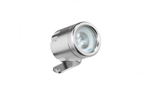 WIBRE Aufbau-Scheinwerfer V4A LED Schutzart IP68 Teich-, Springbrunnen- oder Garten Scheinwerfer