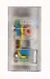 Relco Schnurdimmer 5501/PSC TRASP.20-80W 230/12V T Touch Sensor Dimmer