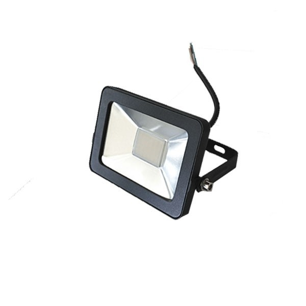 Flood Light 10 Watt schwarz 4000K IP65