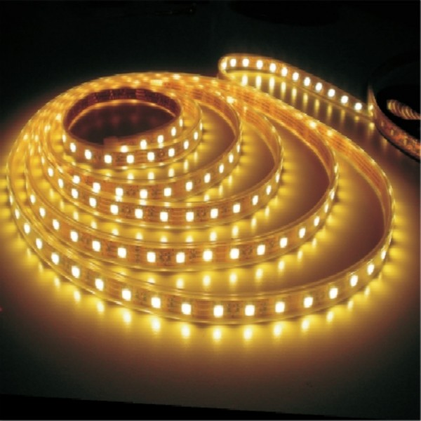 LED Stripe warm weiss 3528 120-24V IP20