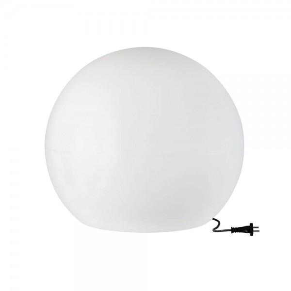 Leuchtkugel CUMULUS 3 OUTDOOR S MAX 1X60W E27 IP44 weiss Moon