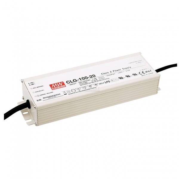 CLG-100-24 LED Netzteil Class2 IP67 96W 24V/4A CV+CC